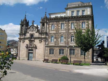 PARROQUIA DE SAN FROILÁN. LUGO. | Praza Ferrol 14-15. 27001 Lugo