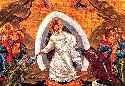Icono de la Resurrección del Señor | PARROQUIA DE SAN FROILÁN. LUGO.