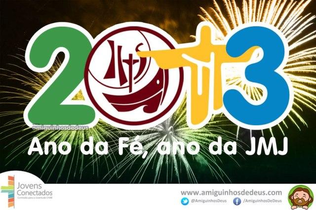 2013 Ano da Fe, ano da JMJ