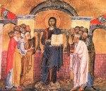 Jesús de Nazaret en la sinagoga
