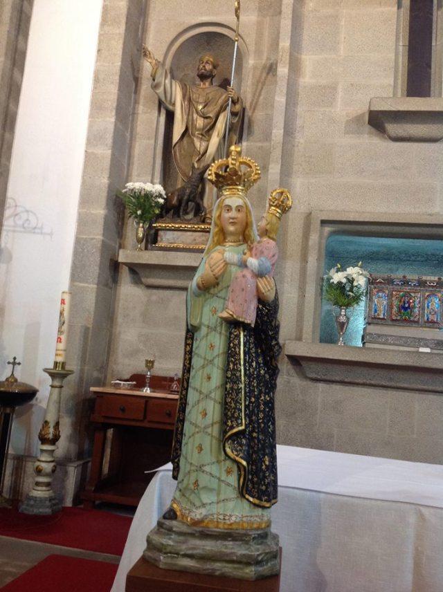 Visita Virgen de los Ojos Grandes