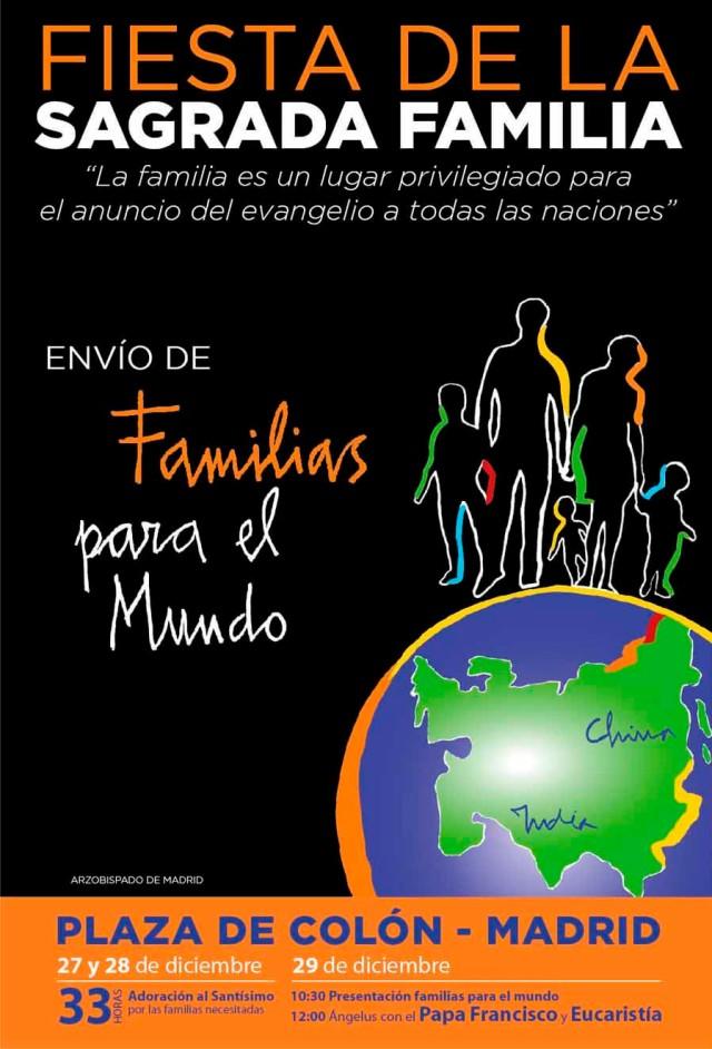 FIESTA DE LA SAGRADA FAMILIA 2013