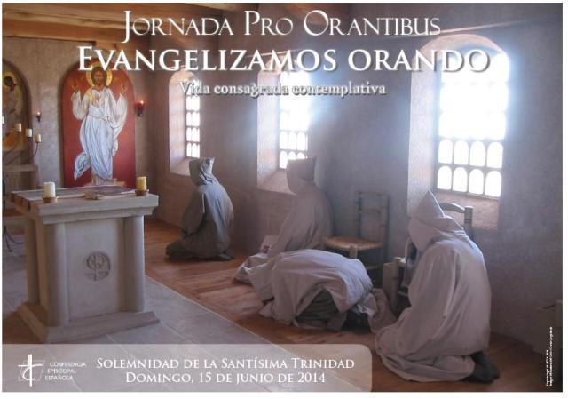 Jornada Pro Orantibus 2014