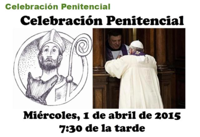 Celebración Penitencial