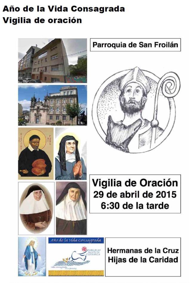 VIGILIA DE ORACION VIDA CONSAGRADA