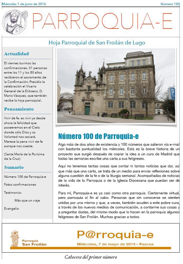 parroquiae 100