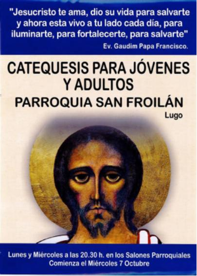 CATEQUESIS CAMINO